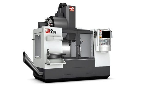 HAAS VF-2 SS Vertical Milling Center