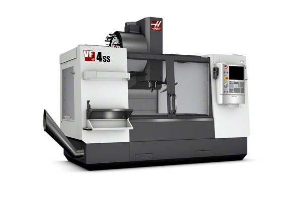HAAS VF-4 SS Vertical Milling Center